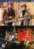 Donnie Brasco/Public enemies, (DVD) .. ENEMIES - PAL/REGION 2