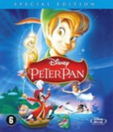 Peter Pan, (Blu-Ray) BILINGUAL /CAST: BOBBY DRISCOLL, KATHRYN BEAUMONT ANIMATION, BLURAY