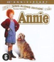 Annie, (Blu-Ray) BILINGUAL // W/ALBERT FINNEY/INCL. KARAOKE SECTION MOVIE, BLURAY