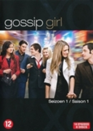 Gossip girl - Seizoen 1, (DVD) BILINGUAL /CAST: BLAKE LIVELY, LEIGHTON MEESTER TV SERIES, DVD