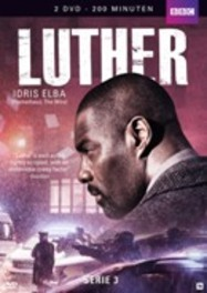 Luther - Seizoen 3, (DVD) CAST: IDRIS ELBA TV SERIES, DVDNL