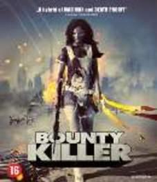 Bounty killer, (Blu-Ray) W/ GARY BUSEY, KRISTANNA LOKEN MOVIE, Blu-Ray