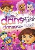 Nick junior - Dans op de muziek, (DVD) .. MUSIC! - BILINGUAL