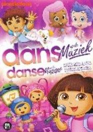 Nick junior - Dans op de muziek, (DVD) .. MUSIC! - BILINGUAL CHILDREN, DVDNL