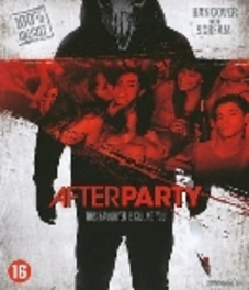 Afterparty, (Blu-Ray) W/ LUCHO FERNANDEZ MOVIE, Blu-Ray