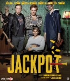 Jackpot, (Blu-Ray) W/ MADS OUSDAL, ARTHUR BERNING MOVIE, BLURAY