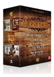 Western boxset, (DVD) BILINGUAL // 5 OF THE BEST WESTERNS MOVIE, DVDNL