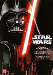 Star wars orginal trilogy, (DVD) BILINGUAL // ORIGINAL TRILOGY MOVIE, DVD