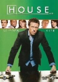 House M.D. - Seizoen 4, (DVD) CAST: HUGH LAURIE TV SERIES, DVDNL