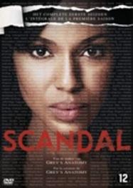 Scandal - Seizoen 1, (DVD) BILINGUAL /CAST: KERRY WASHINGTON TV SERIES, DVDNL