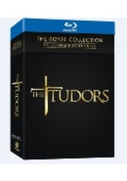 Tudors - Royal collection, (Blu-Ray) GIFT SET // W/ JONATHAN RHYS MEYERS, HENRY CAVILL TV SERIES, BLURAY