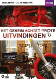 Geheim achter grote uitvindingen, (DVD) .. UITVINDINGEN DOCUMENTARY, DVDNL
