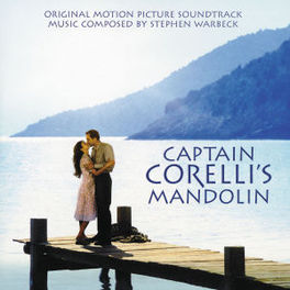CAPTAIN CORELLI'S MANDOLI ...MANDOLIN/MUSIC BY STEPHEN WARBECK Audio CD, OST, CD