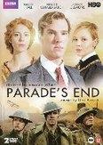 Parade's end, (DVD) PAL/REGION 2 // W/BENEDICT CUMBERBATCH, REBECCA HALL