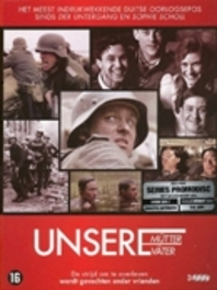 UNSERE MUTTER, UNSERE.. .. VATER /CAST: SYLVESTER GROTH, TOM SCHILLING TV SERIES, DVDNL