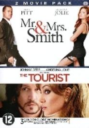 Tourist/Mr & Mrs Smith, (DVD) PAL/REGION 2 DUOPACK MOVIE, DVDNL
