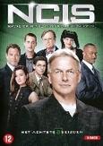 NCIS - Seizoen 8, (DVD)