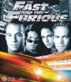 Fast and the furious, (Blu-Ray) BILINGUAL /CAST: VIN DIESEL, PAUL WALKER MOVIE, Blu-Ray