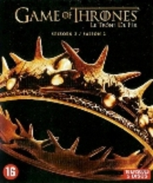 GAME OF THRONES S.2 BILINGUAL TV SERIES, BLURAY