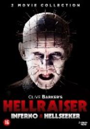 Hellraiser - Inferno & Hellseeker, (DVD) INFERNO & HELLSEEKER MOVIE, DVDNL