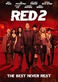 RED 2, (DVD) CAST: BRUCE WILLIS, JOHN MALKOVICH