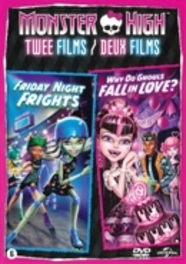 Monster High: Friday Night Frights/Why Do Ghouls Fall In Love? (DVD)