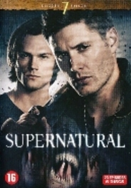 Supernatural - Seizoen 7, (DVD) PAL/REGION 2-BILINGUAL TV SERIES, DVDNL