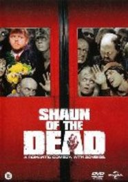 Shaun of the dead, (DVD) PAL/REGION 2-BILINGUAL // W/ SIMON PEGG MOVIE, DVDNL