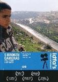 5 broken cameras, (DVD) PAL/REGION 2 // BY EMAD BURNAT