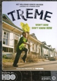 Treme - Seizoen 1, (DVD) BILINGUAL /CAST: KIM DICKENS, MICHIEL HUISMAN TV SERIES, DVDNL