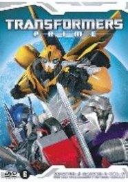 Transformers prime - Seizoen 1 one shall stand, (DVD) BILINGUAL/PAL/REGION 2 TV SERIES, DVDNL