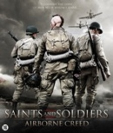 Saints and soldiers - Airborne creed, (Blu-Ray) .. AIRBORNE CREED // W/ CORBIN ALLRED, DAVID NIBLEY MOVIE, Blu-Ray