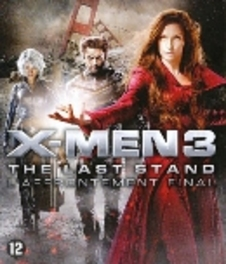 X-men 3 - The last stand, (Blu-Ray) BILINGUAL /CAST: HUGH JACKMAN, IAN MCKELLAN MOVIE, BLURAY