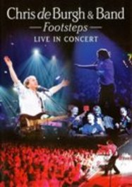 Chris De Burgh - Footsteps: Live In Concert