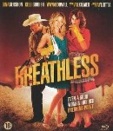 BREATHLESS (2012) W/ VAL KILMER, RAY LIOTTA, GINA GERSHON MOVIE, BLURAY