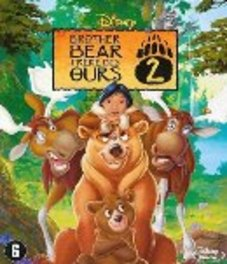 Brother bear 2, (Blu-Ray) BILINGUAL-FRERE DES OURS 2 ANIMATION, BLURAY