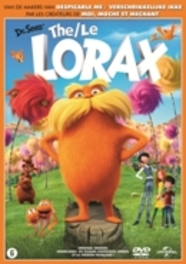 Lorax, (DVD) BILINGUAL /CAST: DANNY DEVITO, ZAC EFRON, TAYLOR SWIFT Seuss, Dr., DVD