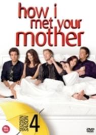 How I Met Your Mother - Seizoen 4 (3DVD)