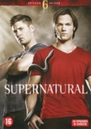 SUPERNATURAL SEASON 6 PAL/REGION 2-BILINGUAL TV SERIES, DVDNL
