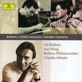 VIOLIN CONCERTO 77 CLAUDIO ABBADO/GIL SHAHAM Audio CD, J. BRAHMS, CD