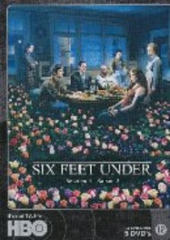Six feet under - Seizoen 3, (DVD) BILINGUAL /CAST: PETER KRAUSE, MICHAEL C. HALL TV SERIES, DVD