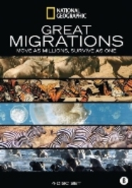 GREAT MIGRATIONS PAL/REGION 2 // NATIONAL GEOGRAPHIC DOCUMENTARY, DVD