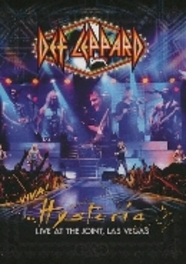 VIVA! HYSTERIA LIVE AT THE JOINT, LAS VEGAS DEF LEPPARD, DVDNL