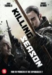 Killing season, (DVD) PAL/REGION 2 // W/ ROBERT DE NIRO, JOHN TRAVOLTA MOVIE, DVDNL