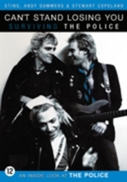 Can't stand losing you - Surviving the police, (DVD) SURVIVING THE POLICE - AN INSIDE LOOK AT THE POLICE Summers, Andy, DVDNL