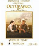 Out of Africa, (Blu-Ray) BILINGUAL // W/ SIDNEY POLLACK, MERYL STREEP