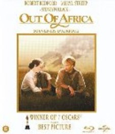 Out of Africa, (Blu-Ray) BILINGUAL // W/ SIDNEY POLLACK, MERYL STREEP MOVIE, BLURAY