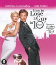 How to lose a guy in 10 days, (Blu-Ray) ..DAYS / BILINGUAL // W/KATE HUDSON,MATTHEW MCCONAUGHEY MOVIE, BLURAY