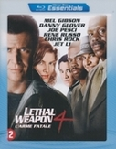 Lethal weapon 4, (Blu-Ray)