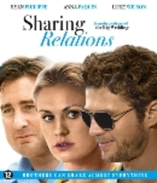 Sharing relations, (Blu-Ray) AKA STRAIGHT A'S // W/ RYAN PHILLIPPE, LUKE WILSON MOVIE, Blu-Ray